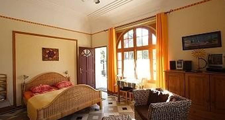 Furnished accommodation: villa du parc in prades (99977)