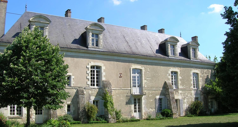 Chambre d'hôtes: la varenne à chaveignes (99983)