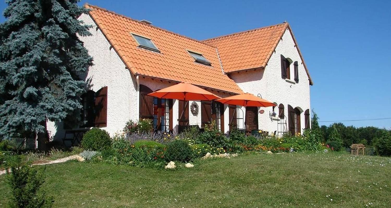 Chambre d'hôtes: villa orangère à bonneuil-matours (99998)