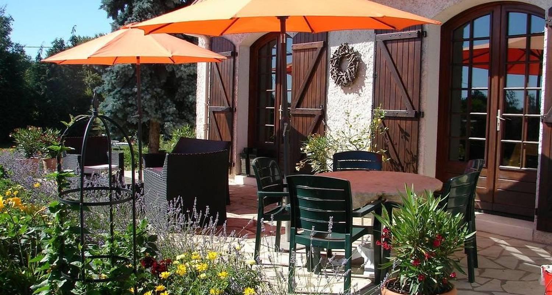 Chambre d'hôtes: villa orangère à bonneuil-matours (99999)