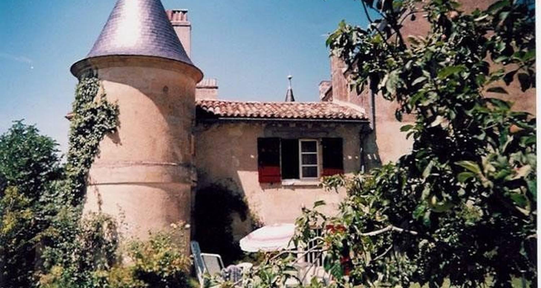 Amueblado: chateau sentout en tabanac (100030)