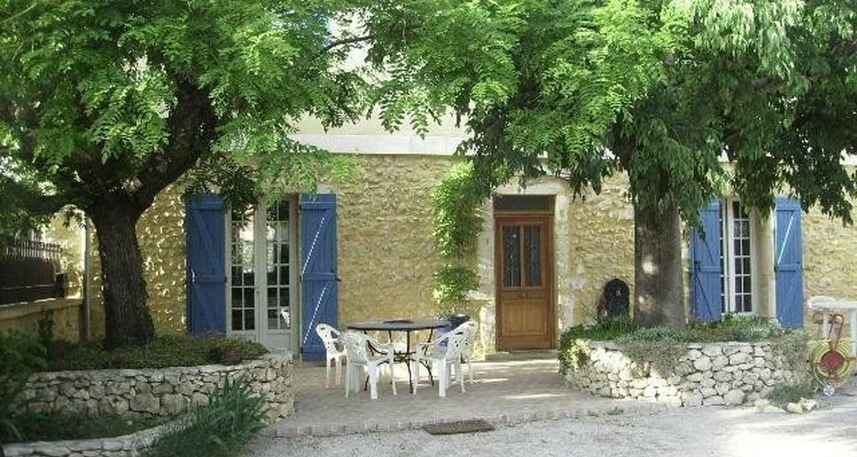Habitación de huéspedes: les figourières en sainte-anastasie (100040)
