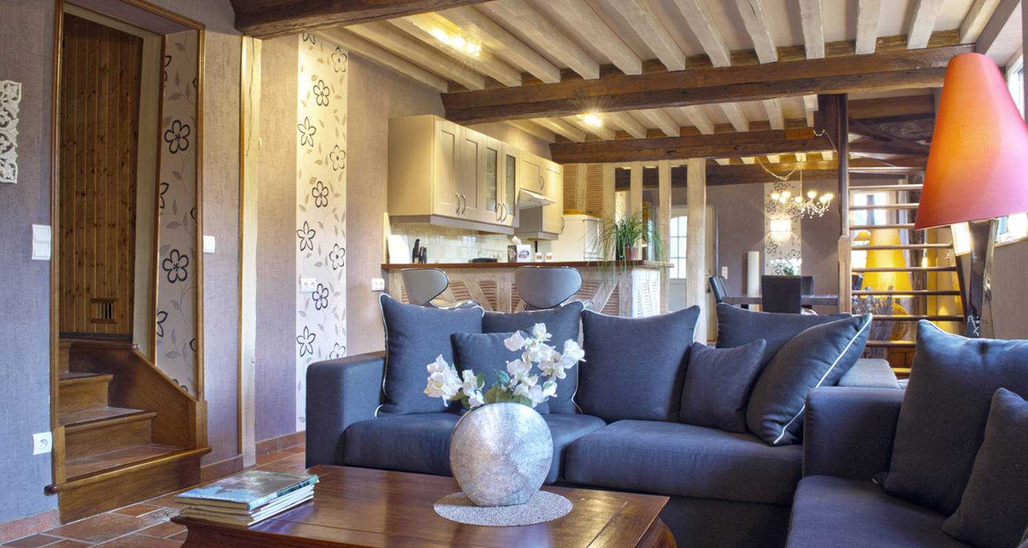 Furnished accommodation: les fermes de florence in les champeaux (129399)