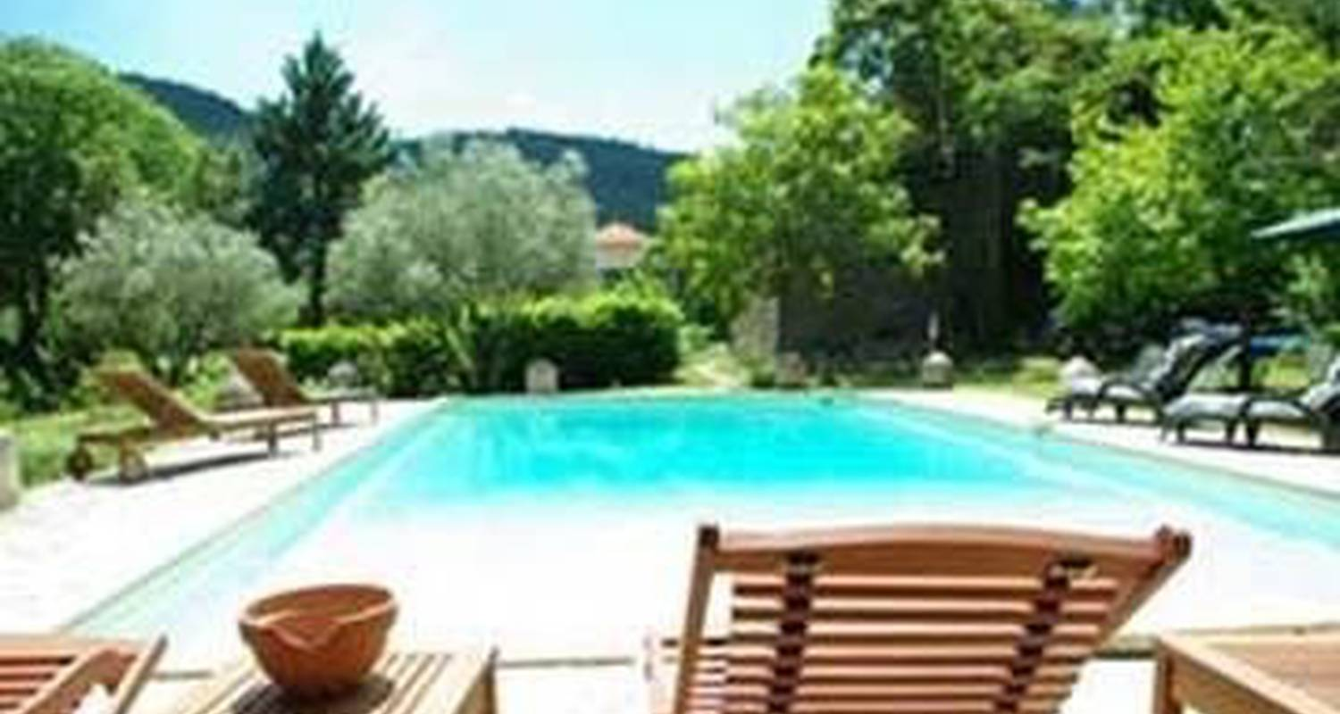Furnished accommodation: château d'agel in agel (100116)