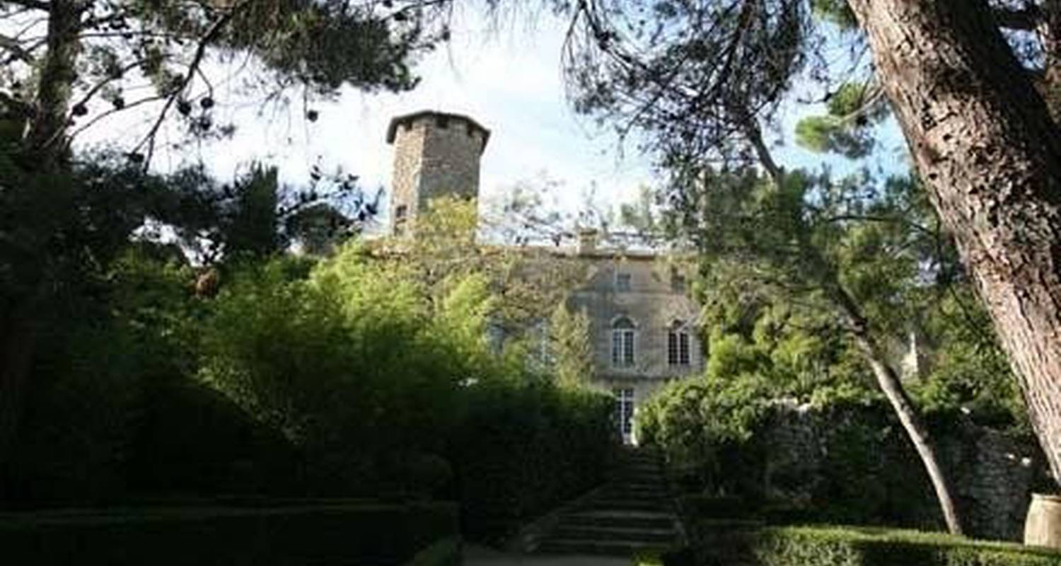 Furnished accommodation: château d'agel in agel (100117)