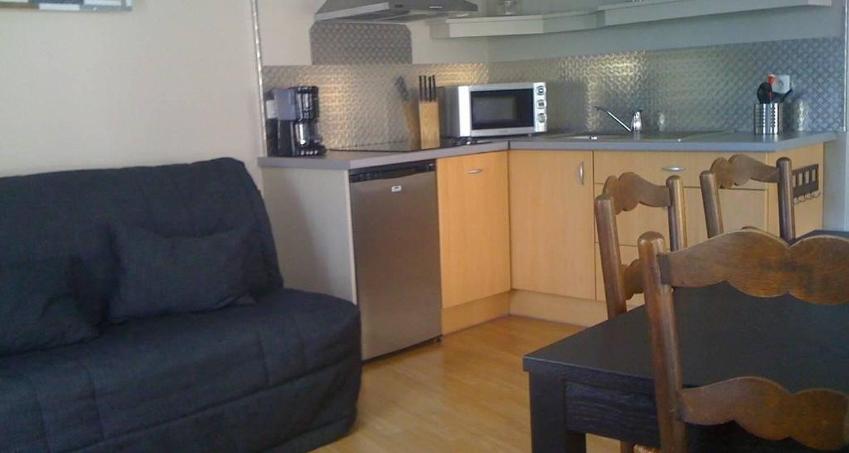 Logement meublé: les capucins à honfleur (100156)