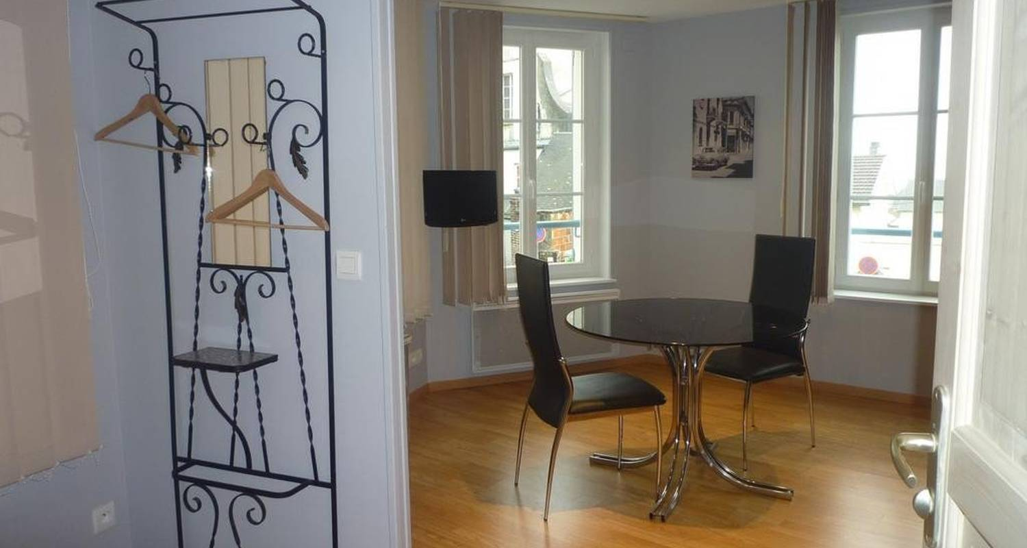 Furnished accommodation: louna in honfleur (100162)