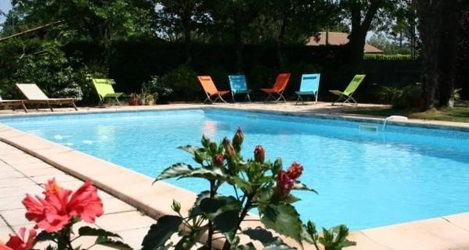 Bed & breakfast: la villa herbert in andernos-les-bains (100195)