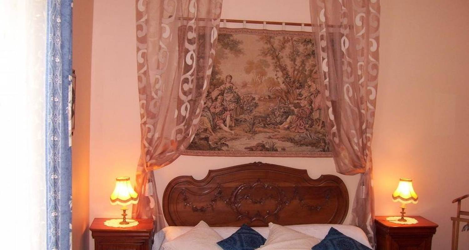 Bed & breakfast: logis la folie in mareuil-sur-lay-dissais (100205)