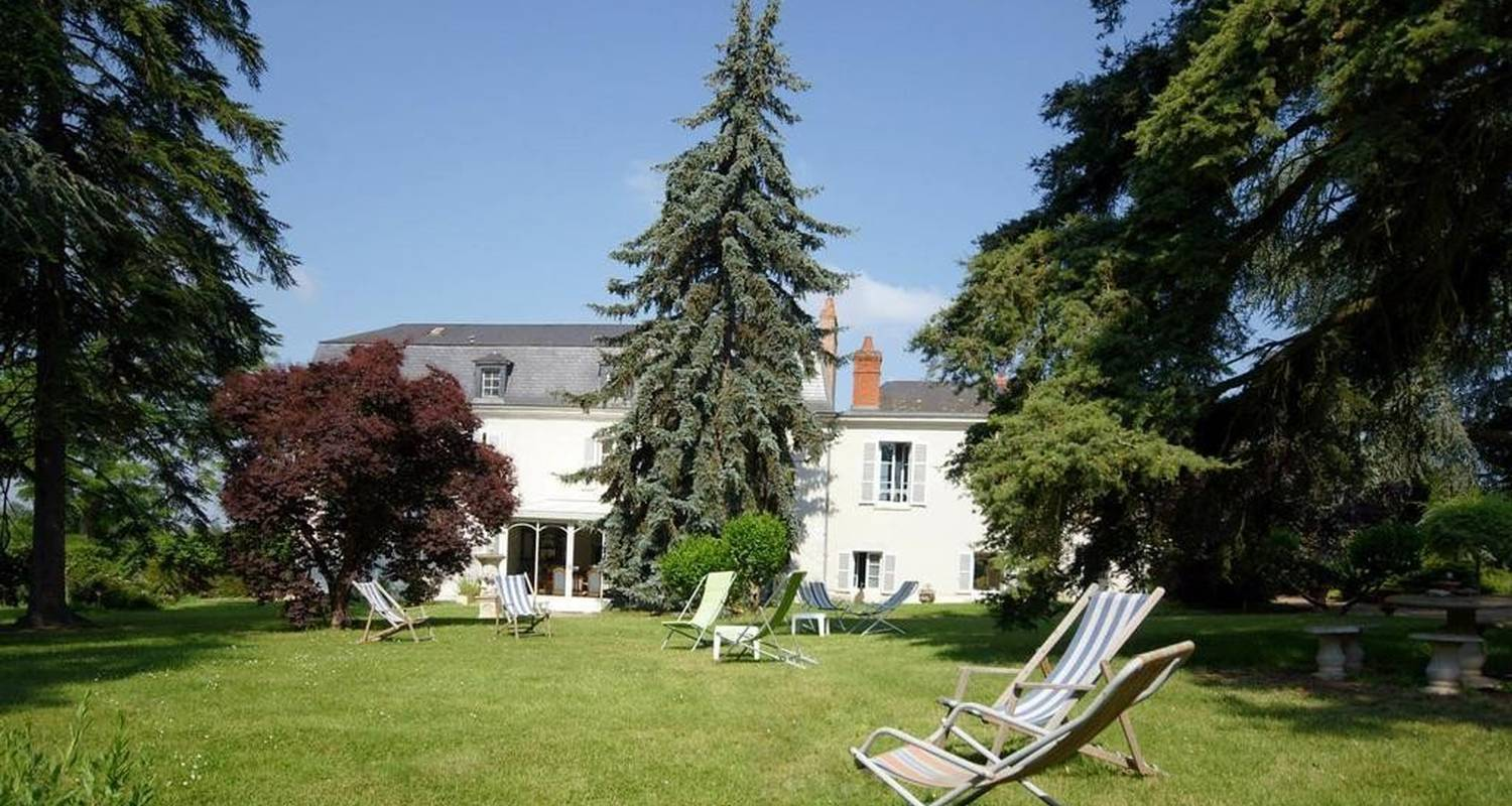 Bed & breakfast: domaine de la thiau in briare (100323)