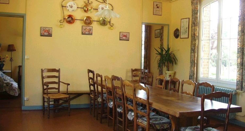 Amueblado: gîte acces handicapé en saint-vaast-du-val (100401)