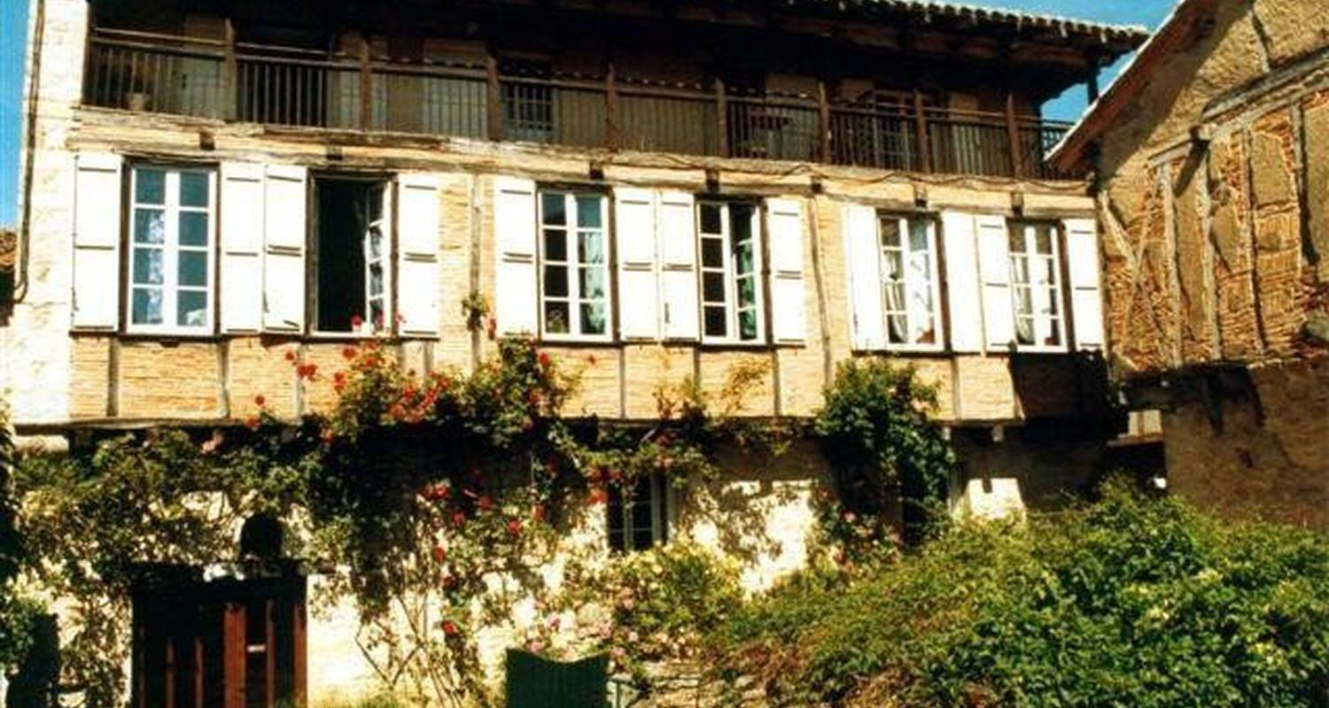 Bed & breakfast: chez delphine in alos (100447)