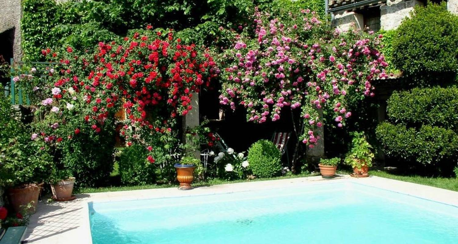Bed & breakfast: chez delphine in alos (100450)