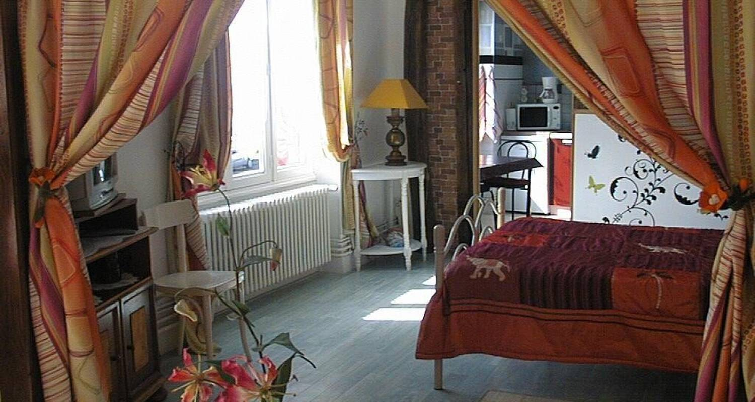 Furnished accommodation: auxerre in auxerre (100475)