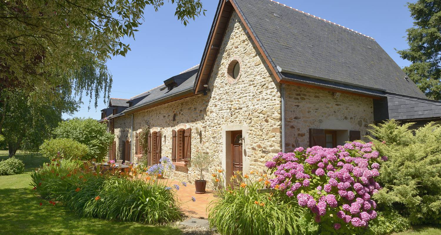 Bed & breakfast: le clos du piheux in thorigné-d'anjou (100499)