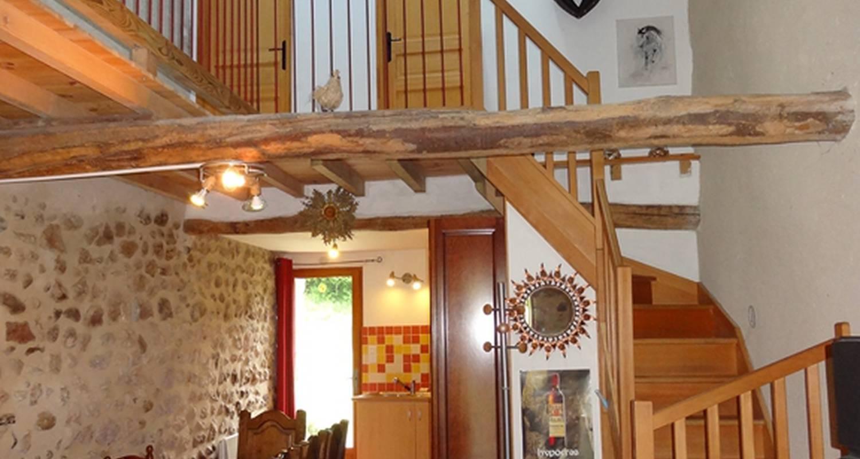 Amueblado: la maison du meunier en alliat (130184)