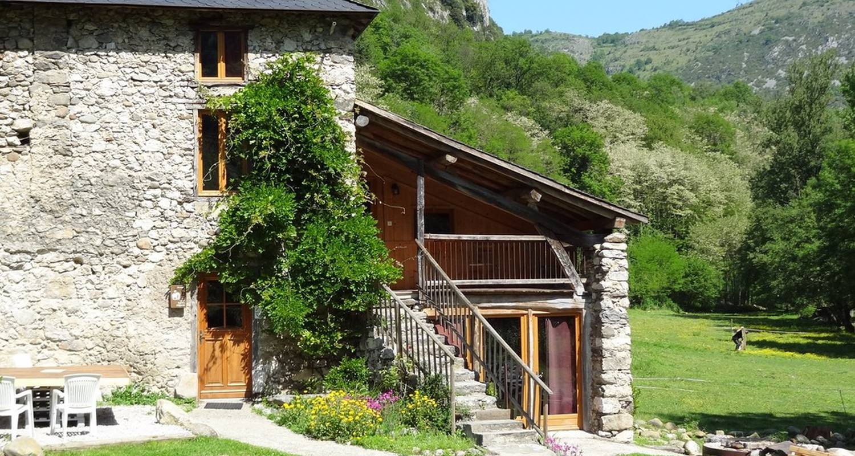 Gîte: la maison du meunier in alliat (100530)