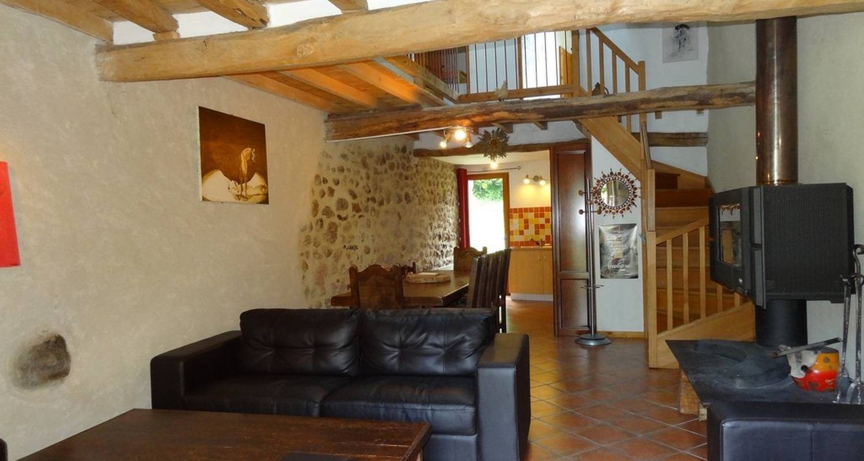 Gîte: la maison du meunier in alliat (100531)