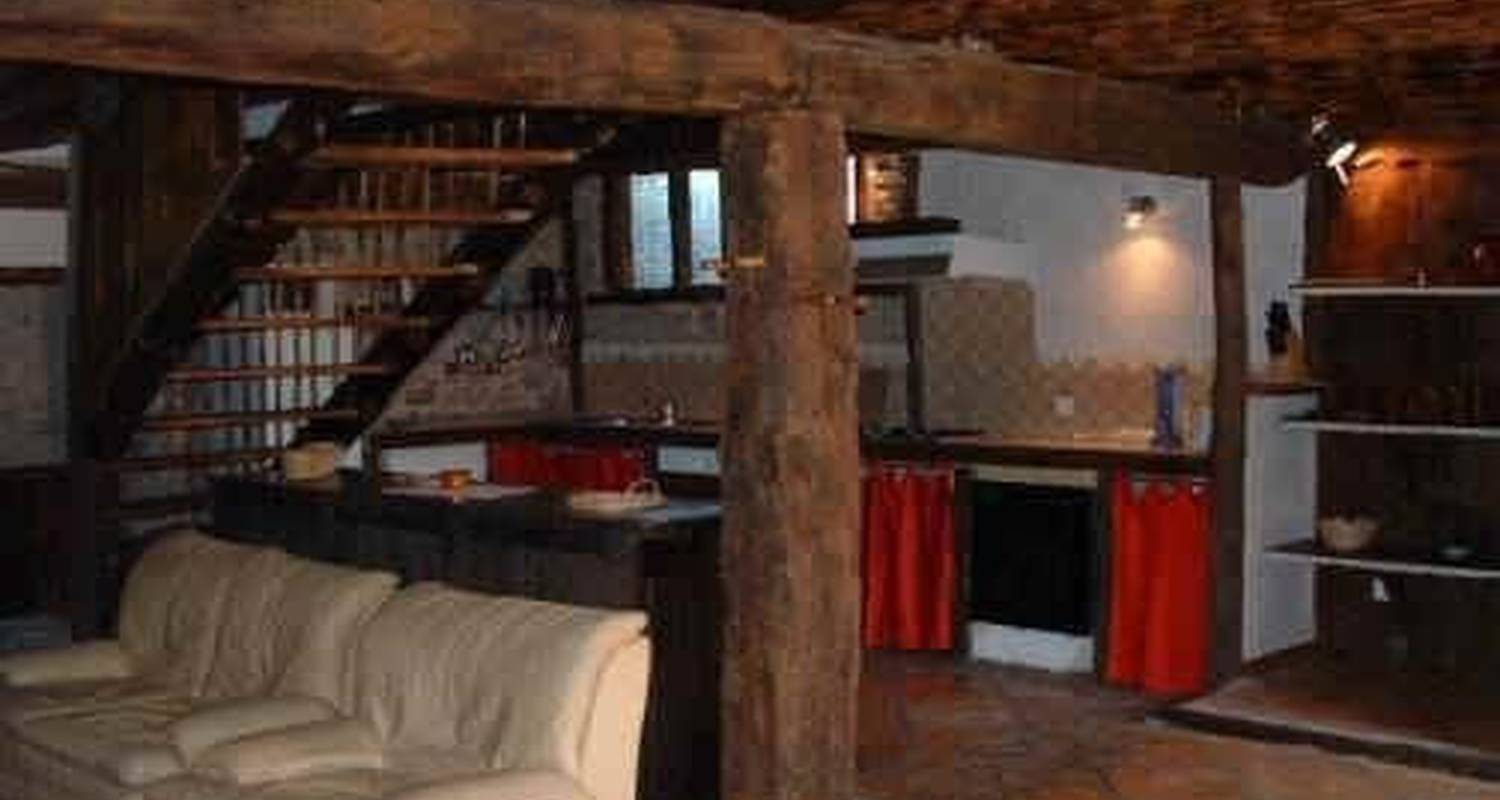 Furnished accommodation: les marmottes in égat (100557)