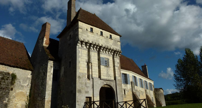 Chambre d'hôtes: château-monastère de la corroirie à montrésor (100566)