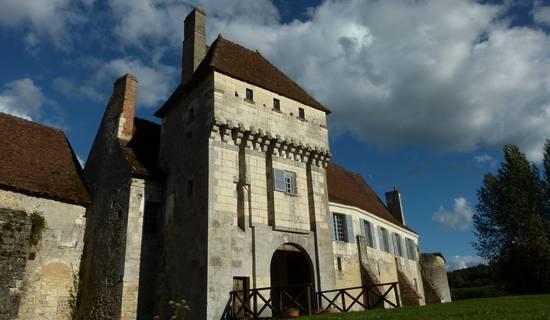 Château-monastère de La Corroirie photo