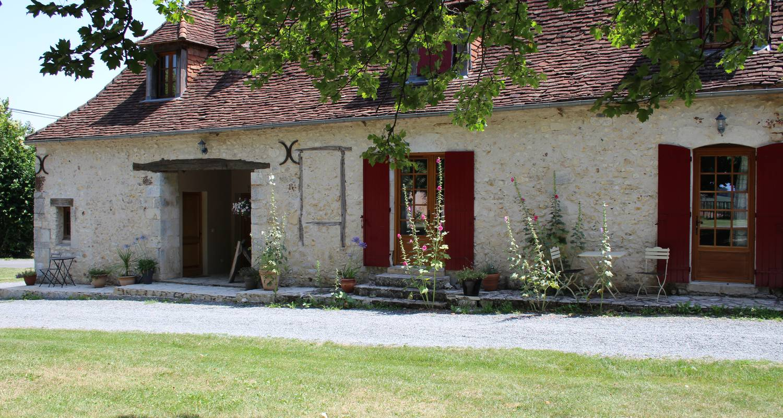 Chambre d'hôtes: les chambres de bonneval à fossemagne (100620)