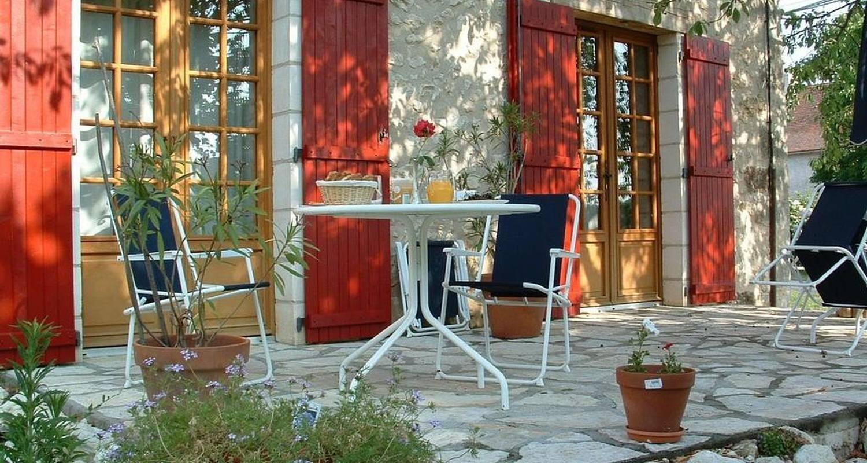 Habitación de huéspedes: les chambres de bonneval en fossemagne (100623)