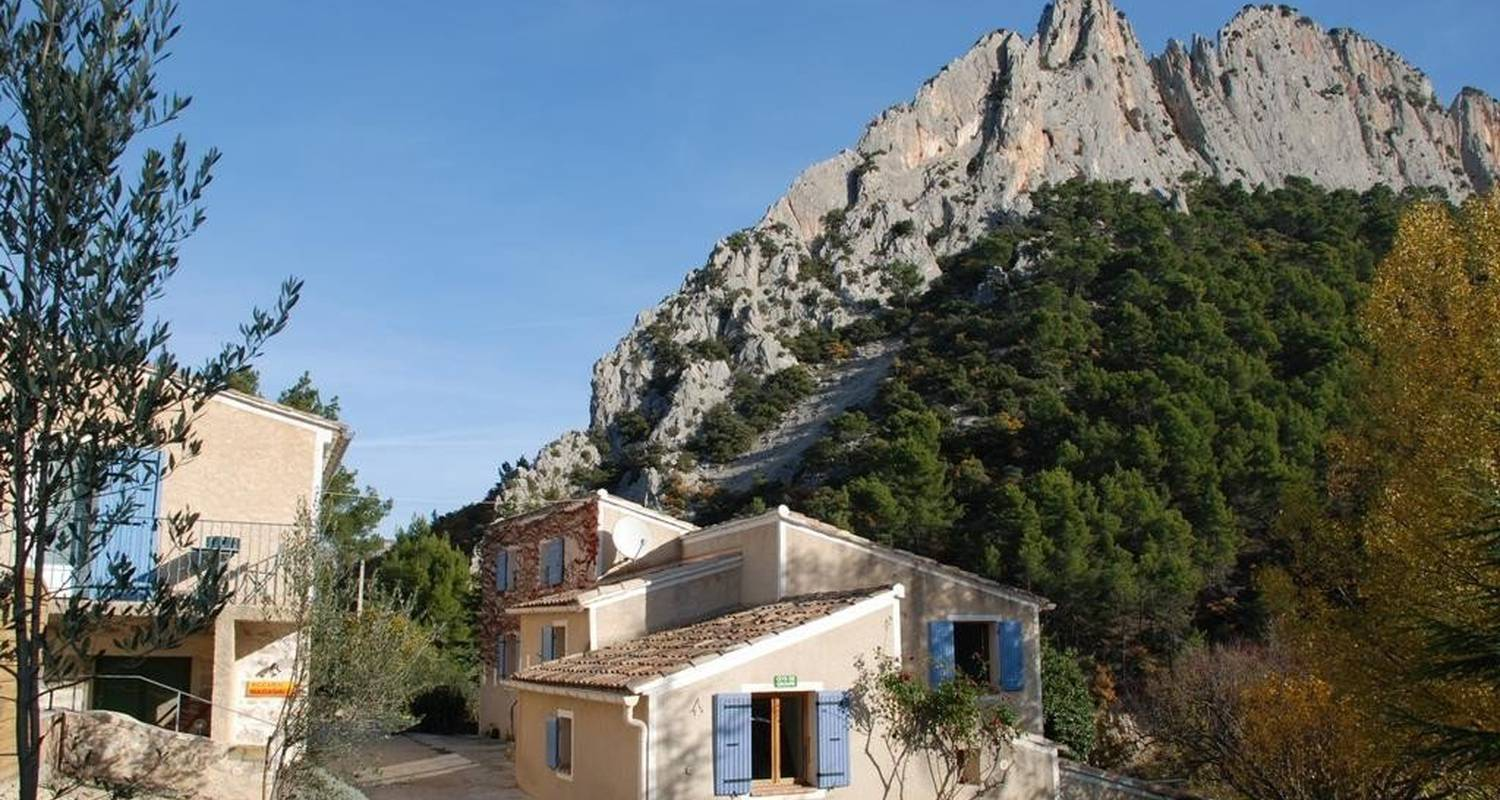 Group gîte: gite du saint julien in buis-les-baronnies (100657)