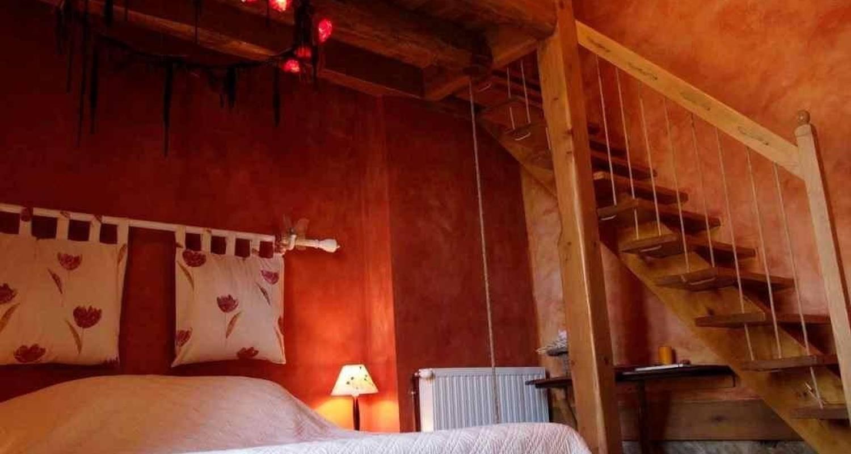 Habitación de huéspedes: le tinal de l'hermitage en la roche-de-glun (100673)