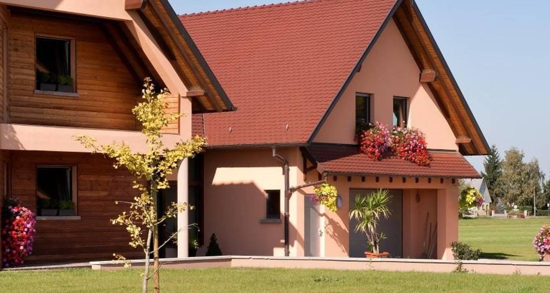 Gîte: gîtes - chambres  à baldenheim (100790)