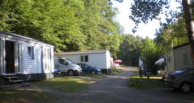 Espacios del campamento: camping du coucou en hautefort (100957)