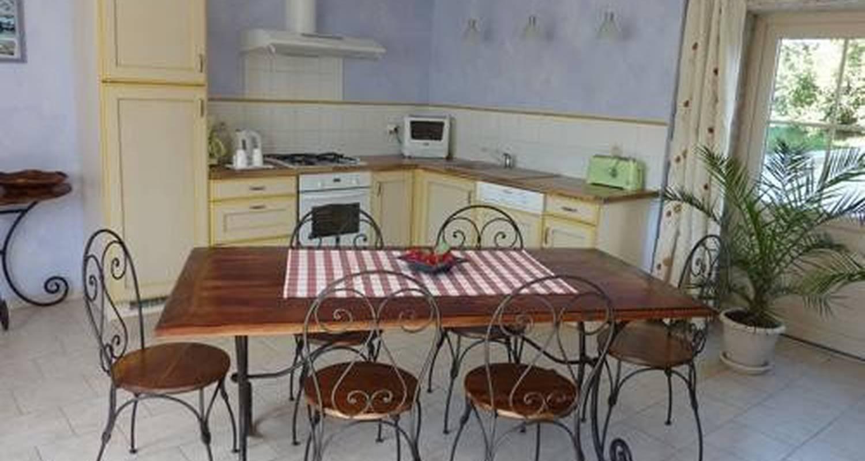 Furnished accommodation: la 5ème saison in maxou (100969)