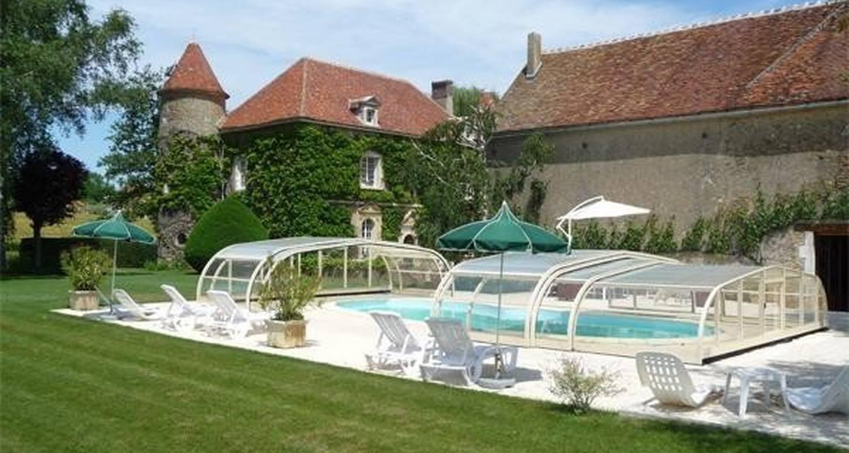 Chambre d'hôtes: château de ribourdin  à chevannes (100978)