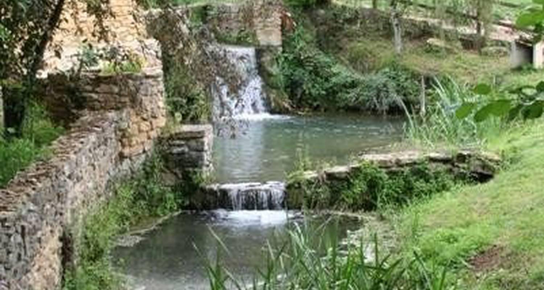 Furnished accommodation: le moulin de surier in beaumont-du-périgord (100986)