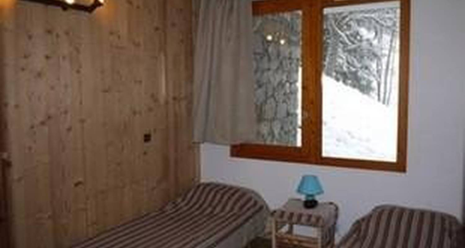 Furnished accommodation: les equevilles à valmorel in aigueblanche (101100)