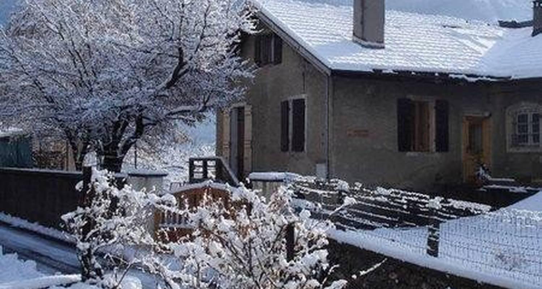 Gîte: les equevilles en face in saint-oyen (101109)