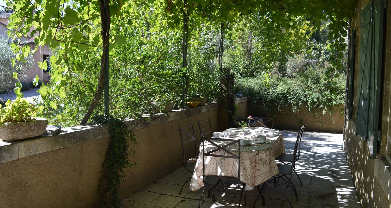 Bed & breakfast: clos des buy in jonquerettes (128021)