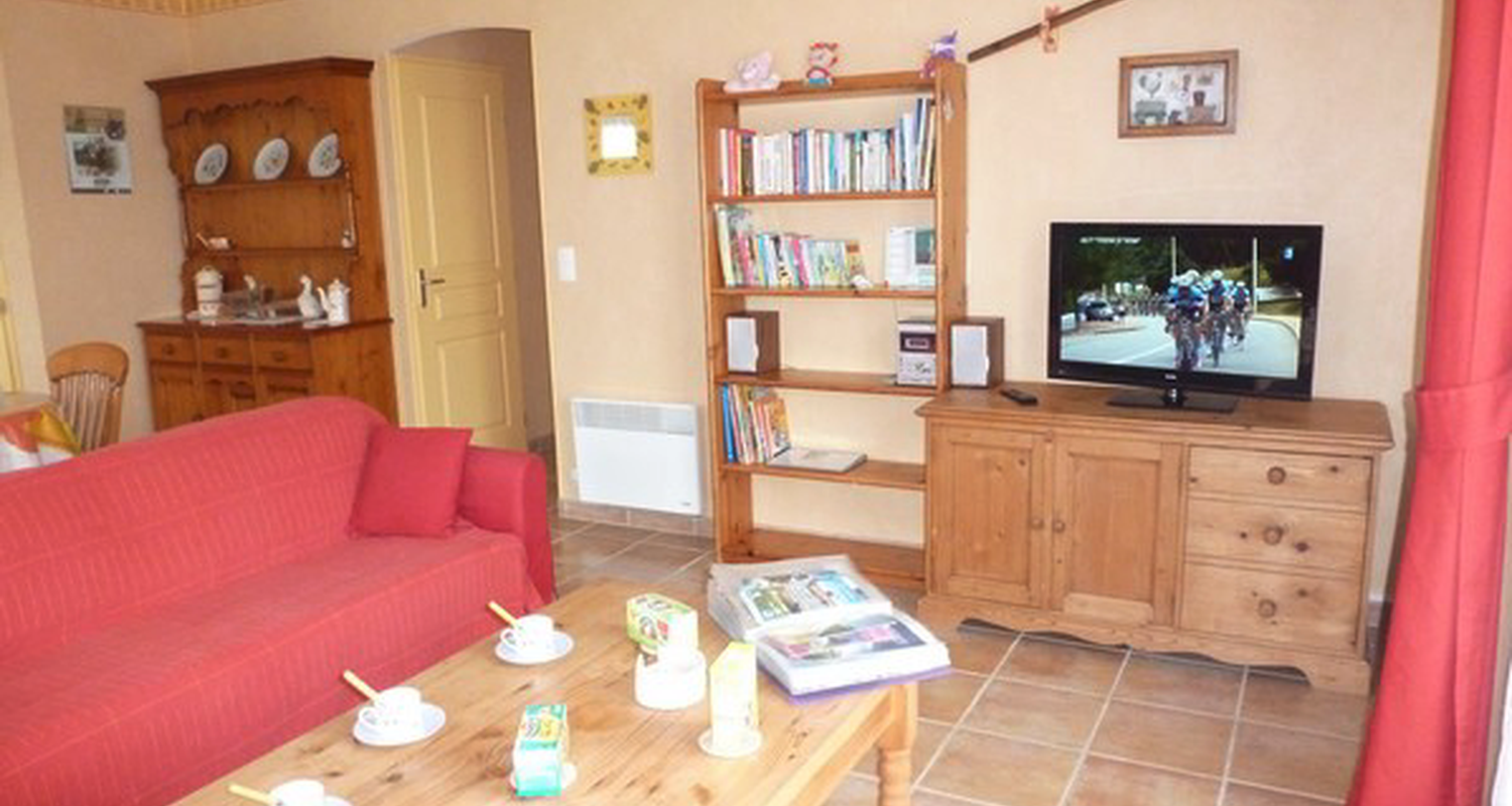 "Furnished accommodation: ""côté campagne"" in ciré-d'aunis (129293)"