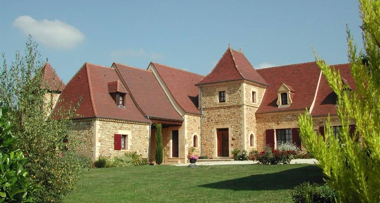 Habitación de huéspedes: domaine des mathivies en saint-cyprien (101190)