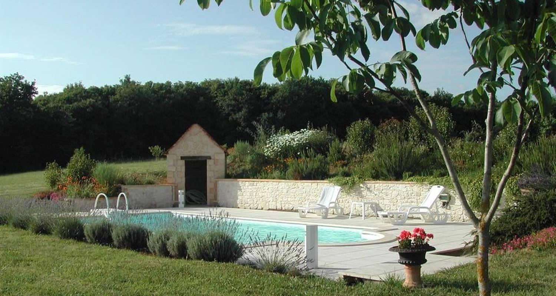 Habitación de huéspedes: domaine des mathivies en saint-cyprien (101191)