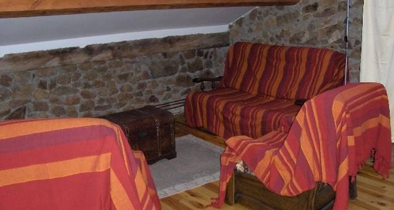 Gîte: gite des benoits in saint-rirand (101229)