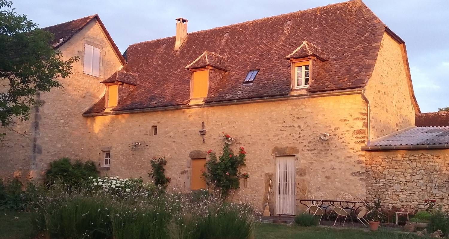 Bed & breakfast: grange de la bonaurie in rignac (101423)