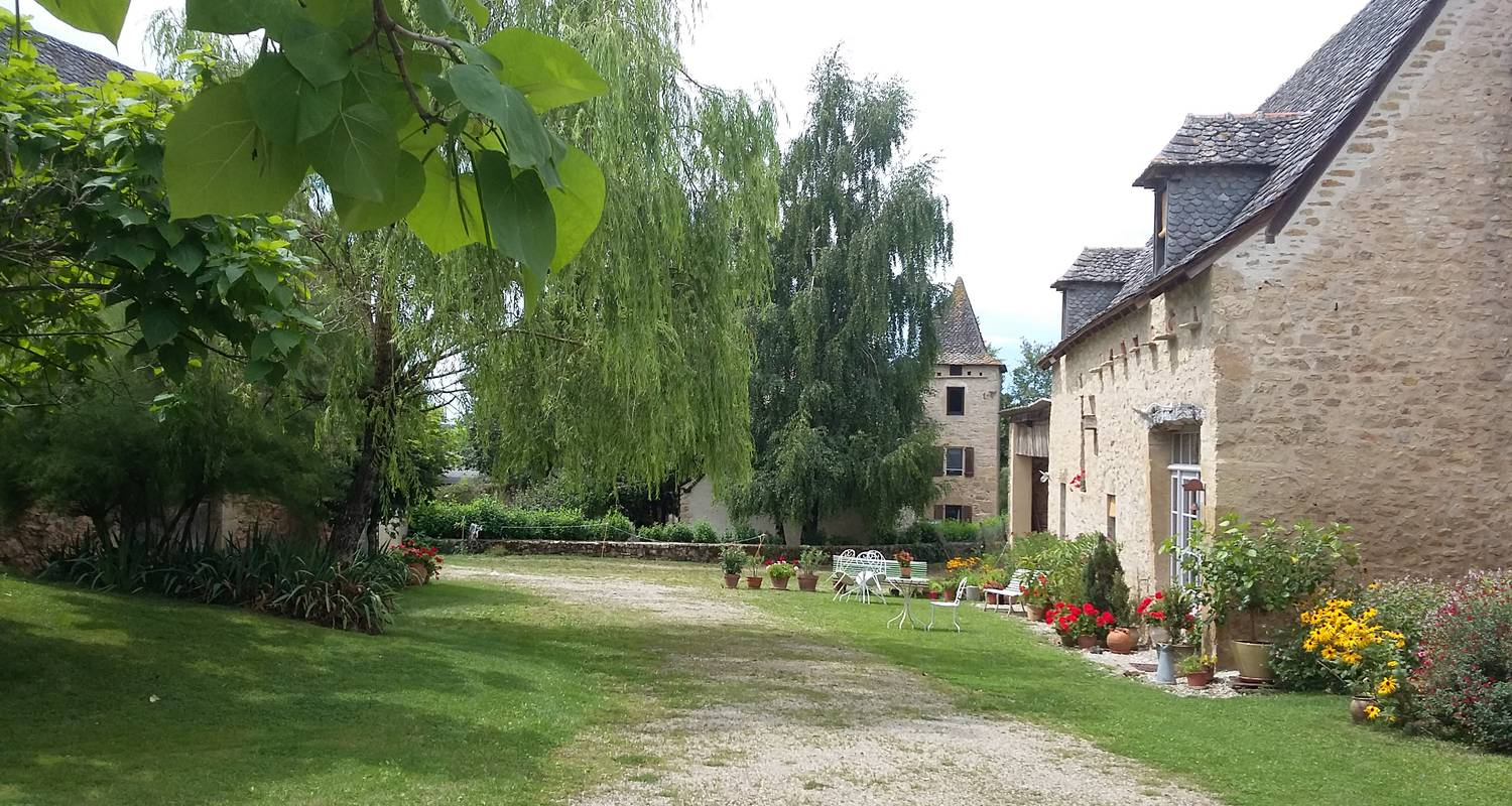 Bed & breakfast: grange de la bonaurie in rignac (101422)
