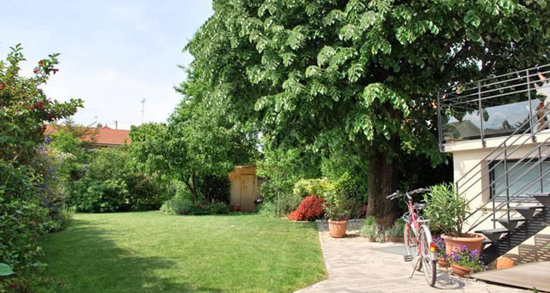 Casa rurale: le jardin des etats en lyon 08 (129161)