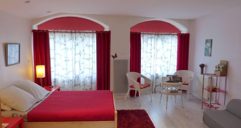 Chambre d'hôtes: gîte & chambre d'hôtes à condrieu (101453)