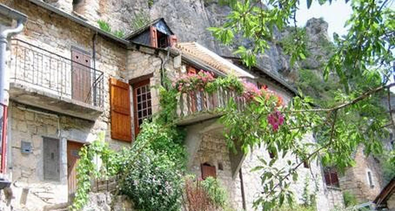 Gîte: la petite maison in sainte-enimie (101499)