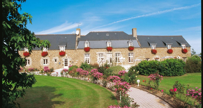 Hôtel: hôtel spa saint malo la malouiniere des longchamps à saint-malo (101627)