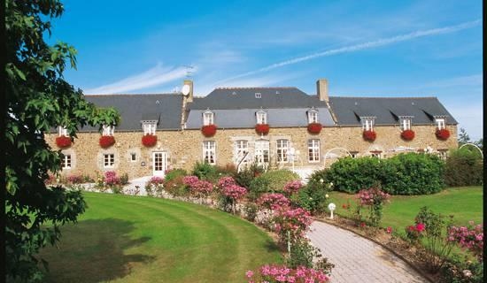 Hôtel Spa Saint Malo La Malouiniere Des Longchamps