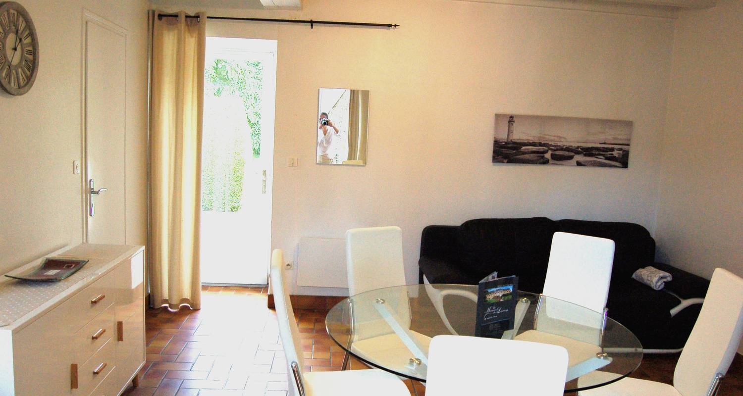 Furnished accommodation: apartment 5 people st malo la malouinière des longchamps  in saint-malo (127719)