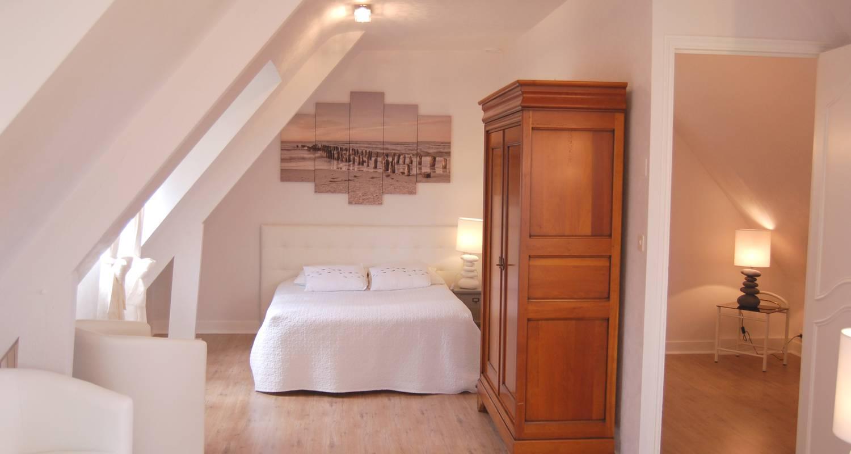 Habitación de huéspedes: villa des longchamps en saint-malo (127709)